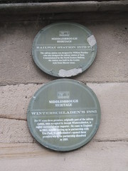 Photo of Green plaque № 10732