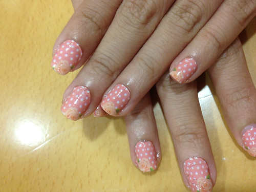 Nail Art In Singapore Nadnut Com Singapore Parenting And Lifestyle Blog