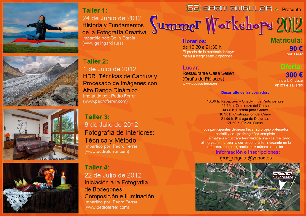Summer Workshops 1024