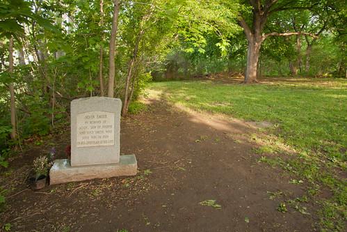 newyork history church grave stone mormon lds palmyra alvinsmith ldschurchhistory