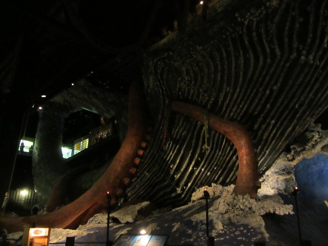 Sea Monsters in the House on the Rock