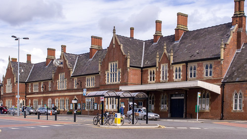 Hereford Railway Station Building