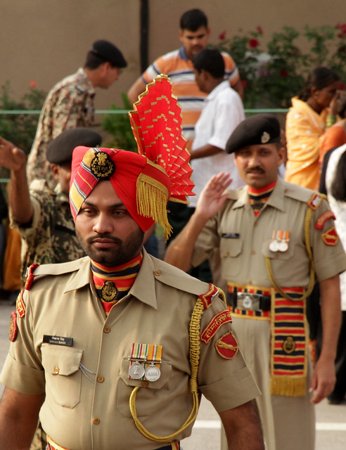 Wagah Fancy Hat