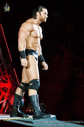 WWE Raw World Tour - Mason Ryan