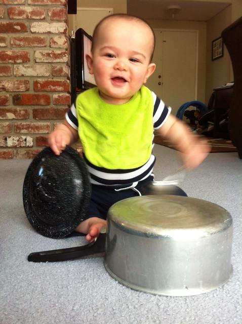 Pots and Pans - Bang bang!