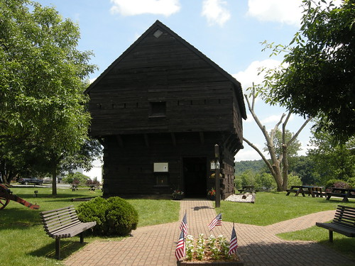Stillwater, New York - Blockhouse