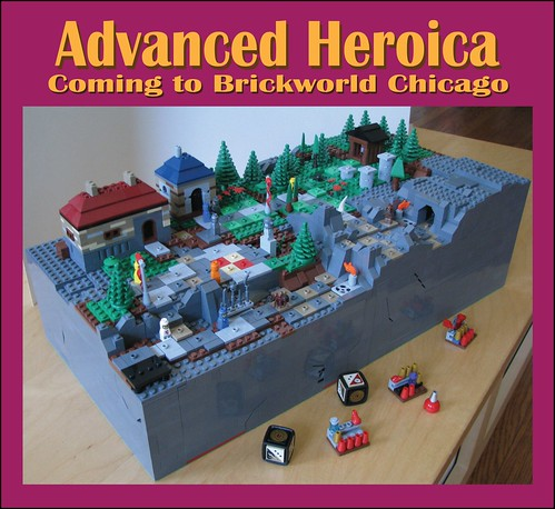 Advanced Heroica announcement