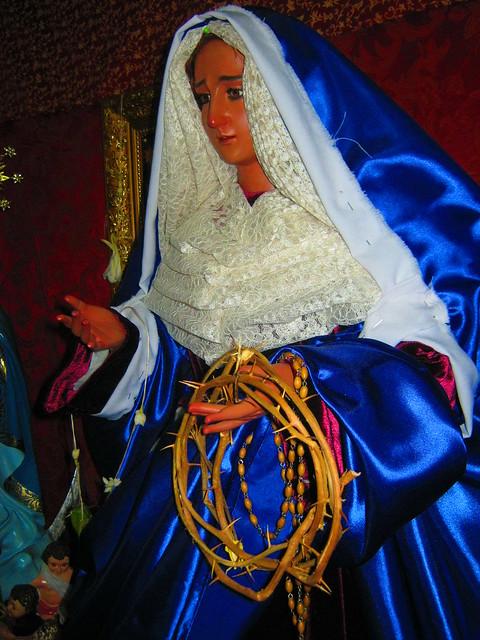 La Macarena Vestida de Hebrea