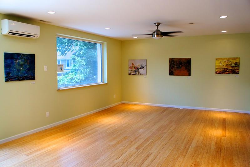 passive house floor