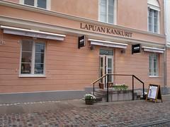 Lapuan Kankurit -myymälä Helsinkiin