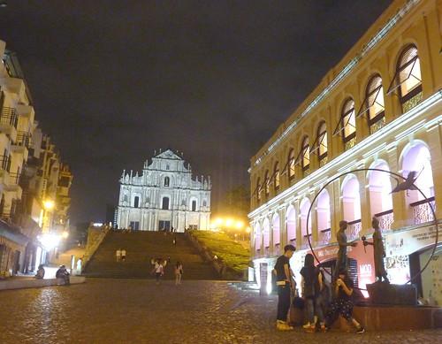C-Macao - Vieille Ville-Eglise St-Paul (33)