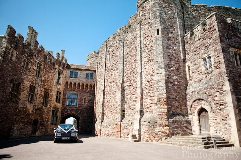 14 Berkeley Castle Wedding Photographer