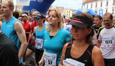 Olomoucký 1/2Maraton 2010 ozdobil rekordní čas. Na pár hodin.
