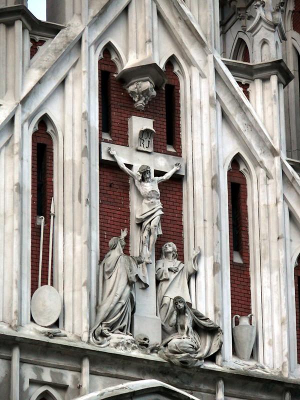 St. Nicola's church front
