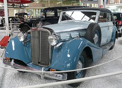Maybach SW 38 1939 blue vl