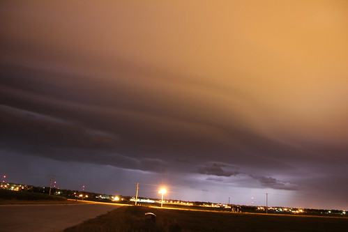 062212 - Late Night Nebraska Supercell