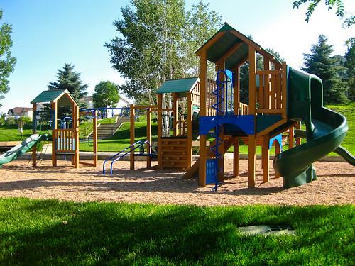 park playground colorado parker waymark groundspeak tallmangulchtrail