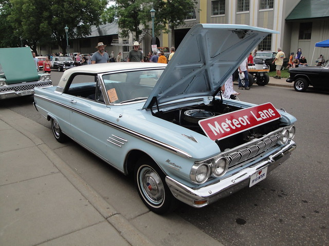 63 Mercury Meteor for Sale http://www.flickr.com/photos/greggjerdingen/7457694936/