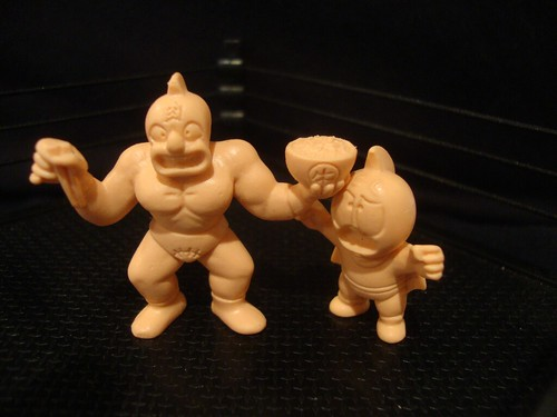 Gyudon is the Best! - HAPPY KINNIKUMAN DAY! (June 29)