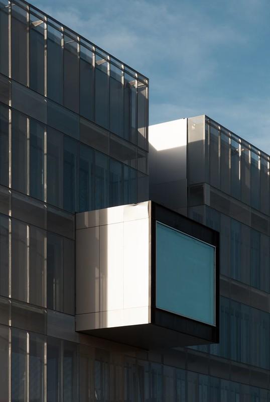 Voluar arquitectura. Comisaria Fuencarral #4