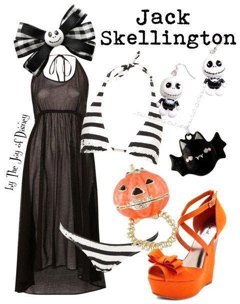 Inspired by: Jack Skellington