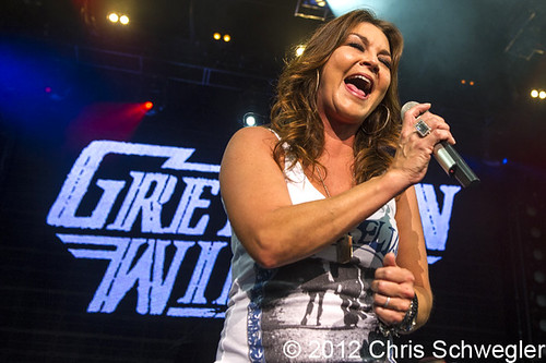 Gretchen Wilson - 06-27-12 - Gang of Outlaws Tour, DTE Energy Music Theatre, Clarkston, MI
