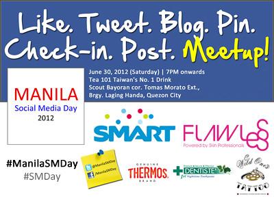 Manila Social Media Day (Quezon City)