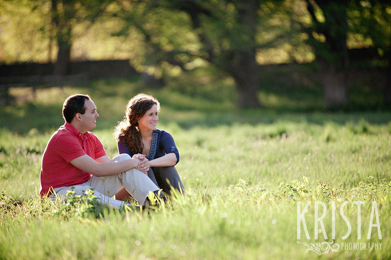 Meredith and John - Engagement Session