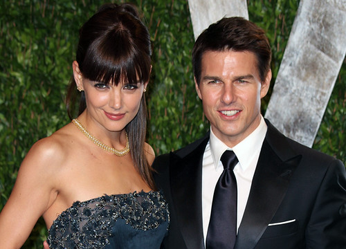 Katie And Tom Cruise Divorced
