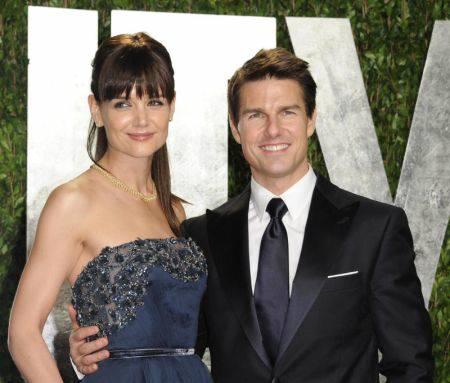Tom Cruise Katie Holmes Bercerai