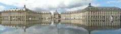 Miroir d'eau de la Place de la Bourse - Bordeaux