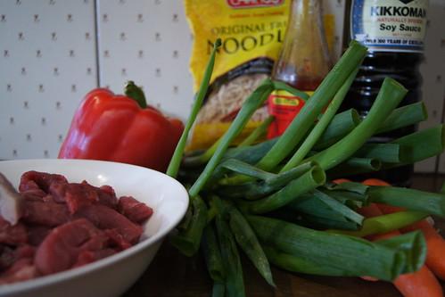 beef stir fry recipe