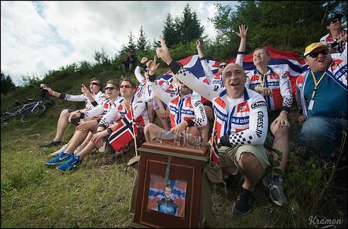 Edvald Boasson Hagen fans