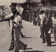 SCC Faculty Picket, 1979