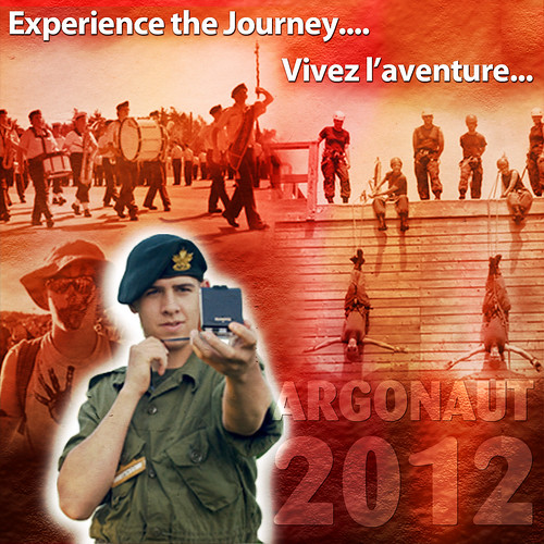 Experience the Journey ... Vivez l'aventure Argonaut 2012
