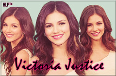Victoria Justice por Hey Little Princess