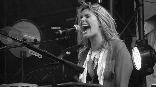 Grace Potter & The Nocturnals at Ottawa Bluesfest 2012
