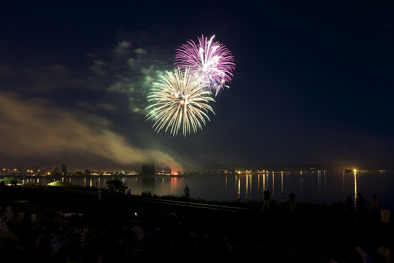20 Amazing Fourth of July Fireworks Displays Across ...