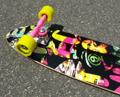 Skateboard for the kiddo