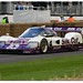 Andy Wallace 1990 Jaguar XJR11 Group C. Goodwood Festival of Speed 2012