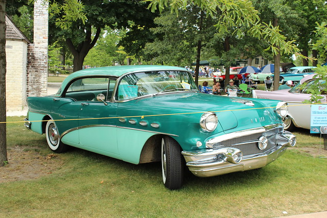 1956 buick century 4 door hardtop flickr photo sharing for 1956 buick special 4 door hardtop