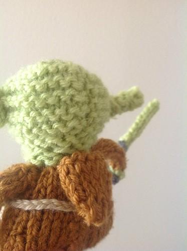 Knitting Pattern Yoda : Knit Yoda! Knits by Britt