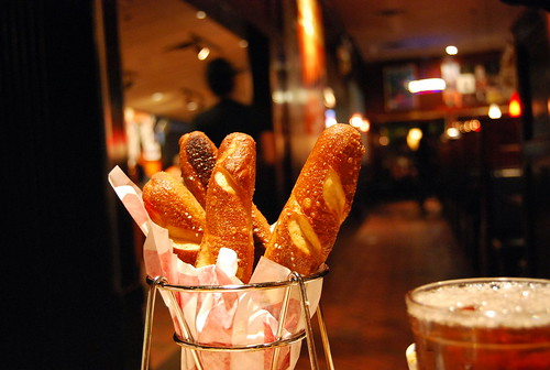 WPIR - pretzel sticks