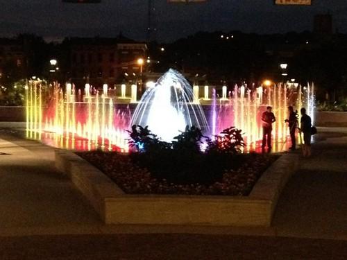 Cincinnati's Washington Park (by: Christy Samad, Over-the-Rhine Blog)