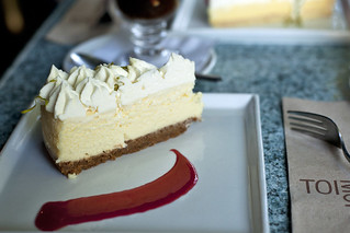 Lime Cheesecake @ TOI & MOI Cafe