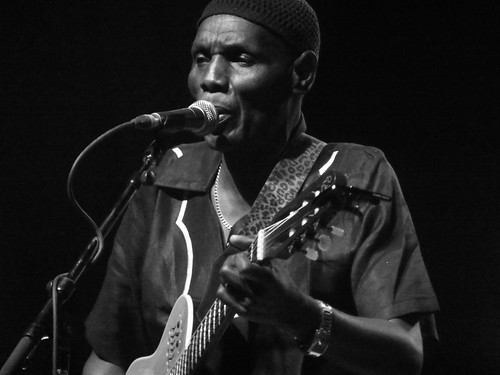 Oliver Mtukudzi at Ottawa Bluesfest 2012