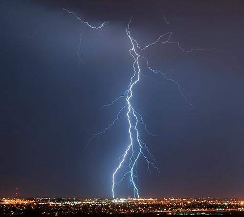 arizona storm southwest phoenix weather night landscape desert sony north american monsoon bolt gilbert thunderstorm lightning alpha chandler sonoran mesa a390