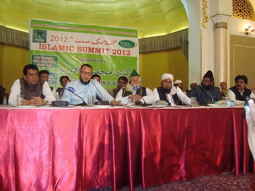 7549765704 b402fdc75a Implement reservations else say good bye to Muslims votes in 2014: Islamic summit in Hyderabad