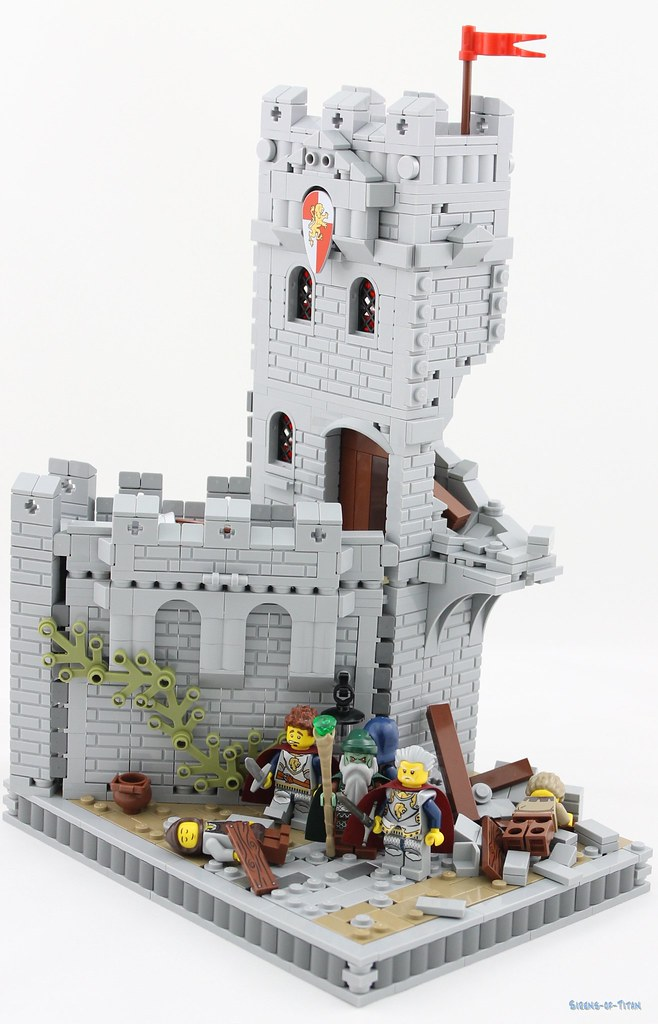 Ruined Gate Tower