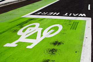 Green Advance Bike Box